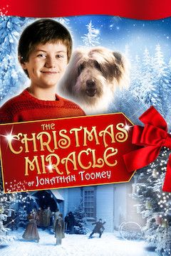 The Christmas Miracle of Jonathan Toomey movie poster.