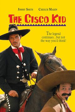 The Cisco Kid movie poster.
