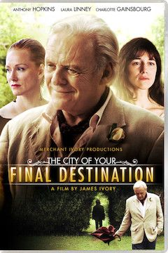 The City of Your Final Destination movie poster.