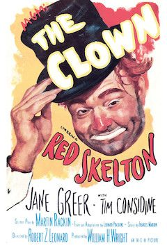 The Clown movie poster.
