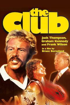 The Club movie poster.