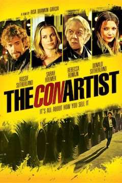 The Con Artist movie poster.
