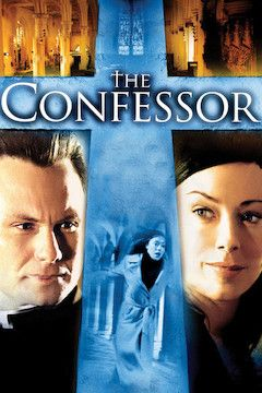 The Confessor movie poster.