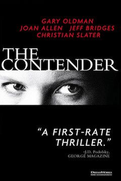 The Contender movie poster.