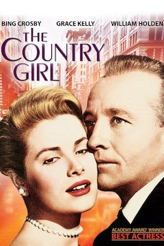 The Country Girl movie poster.