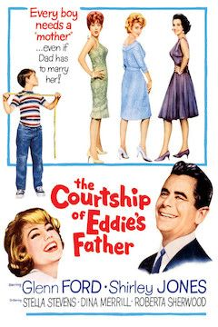 The Courtship of Eddie's Father movie poster.