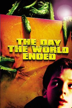 The Day the World Ended movie poster.