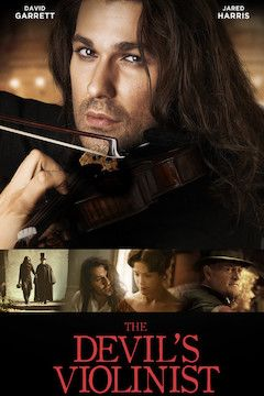 Poster for the movie The Devil's Violinist