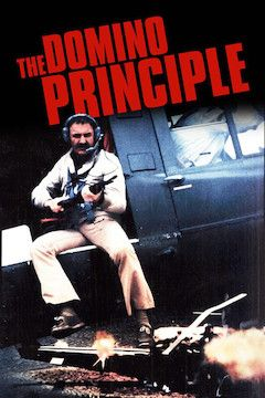 The Domino Principle movie poster.