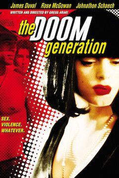 Poster for the movie The Doom Generation