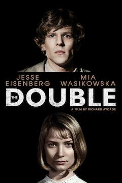 The Double movie poster.