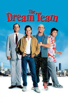 The Dream Team movie poster.
