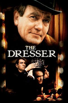 The Dresser movie poster.