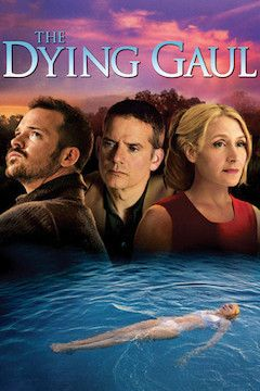 The Dying Gaul movie poster.