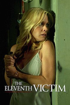 The Eleventh Victim movie poster.