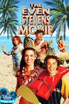 The Even Stevens Movie movie poster.