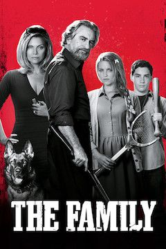 The Family movie poster.