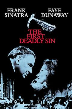 Poster for the movie The First Deadly Sin