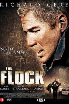 The Flock movie poster.