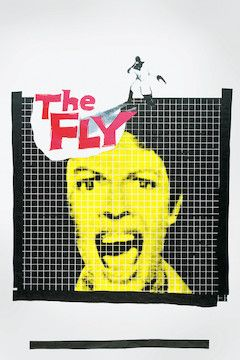 The Fly movie poster.