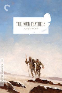 The Four Feathers movie poster.
