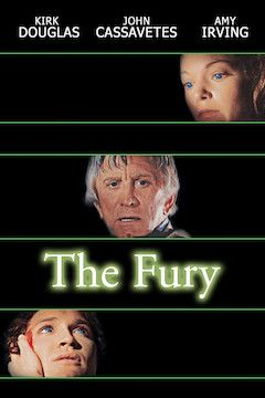 The Fury movie poster.