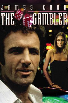 The Gambler movie poster.