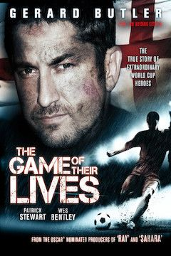 The Game of Their Lives movie poster.