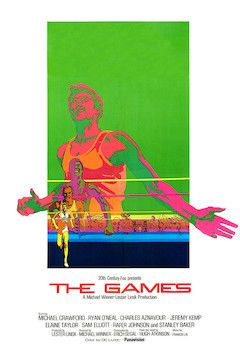 The Games movie poster.