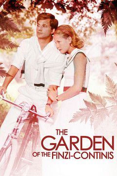 The Garden of the Finzi-Continis movie poster.