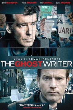 The Ghost Writer movie poster.
