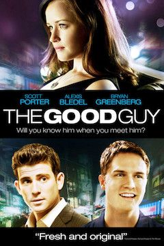 The Good Guy movie poster.