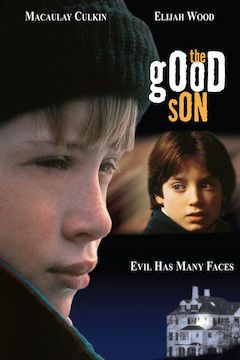 The Good Son movie poster.