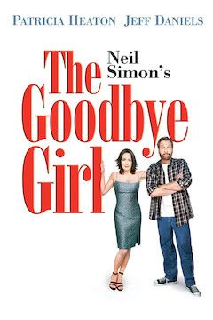 The Goodbye Girl movie poster.