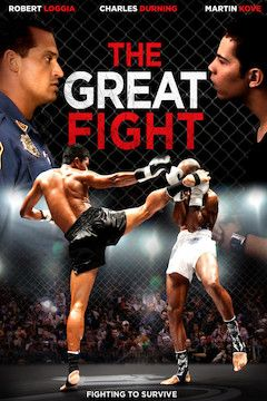The Great Fight movie poster.