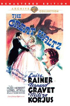 The Great Waltz movie poster.