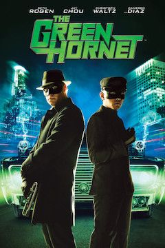 The Green Hornet movie poster.