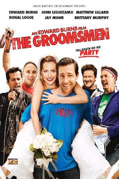 The Groomsmen movie poster.