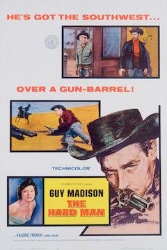 Poster for the movie The Hard Man