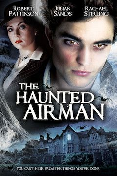The Haunted Airman movie poster.