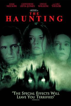 The Haunting movie poster.