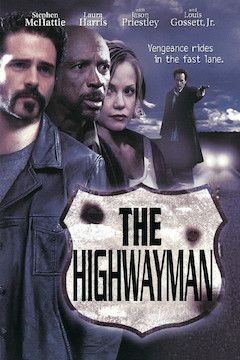 The Highwayman movie poster.