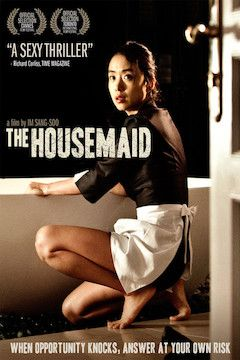 The Housemaid movie poster.