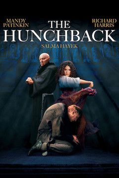 The Hunchback movie poster.