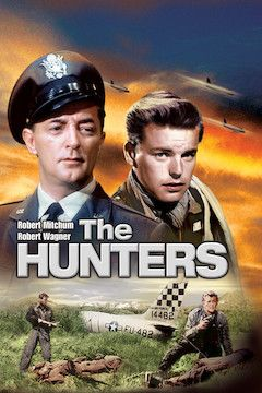 Poster for the movie The Hunters