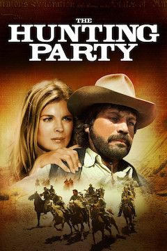 The Hunting Party movie poster.