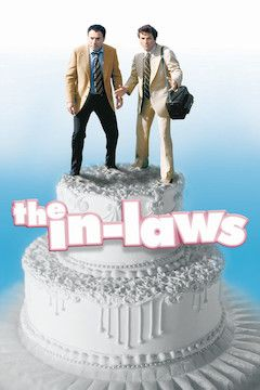 Poster for the movie The In-Laws