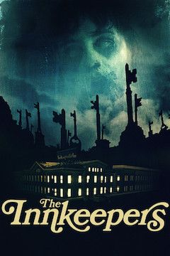 The Innkeepers movie poster.