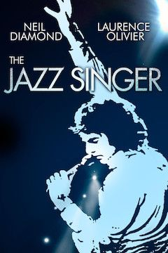 The Jazz Singer movie poster.