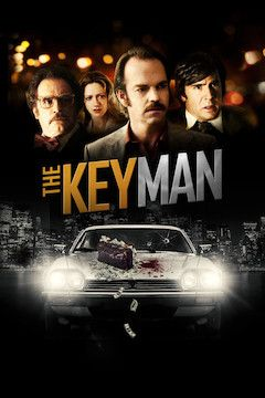 The Key Man movie poster.